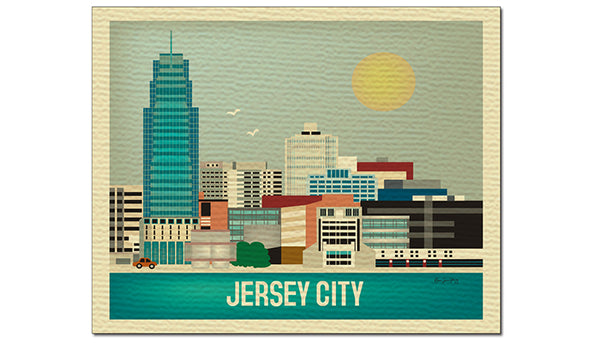 SALE of Jersey City, New Jersey