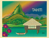 SALE of Tahiti Print