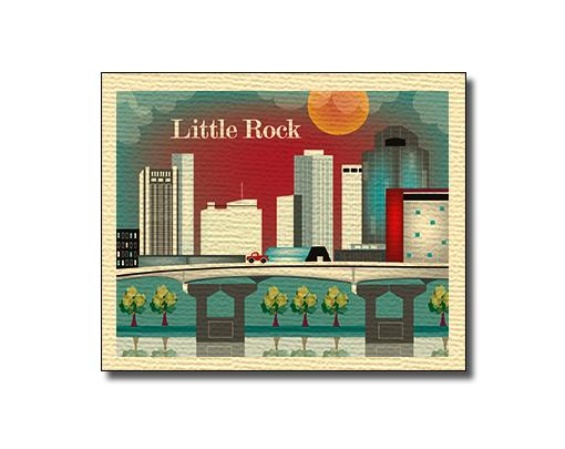 SALE of Little Rock, Arkansas