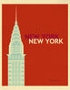 New York City, New York - Chrysler Building
