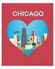 Chicago, Illinois - Heart