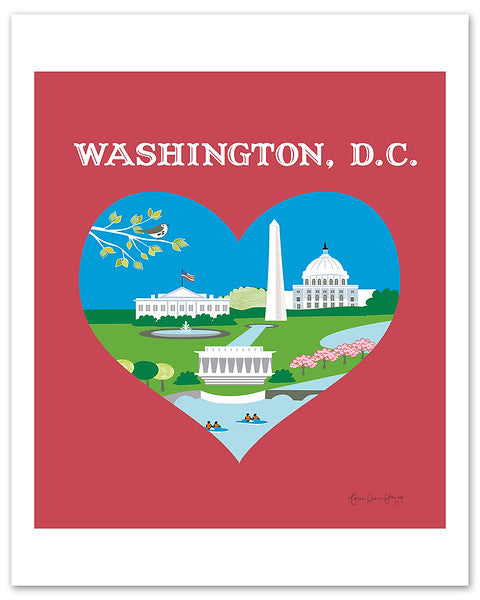 Washington D.C. - Heart
