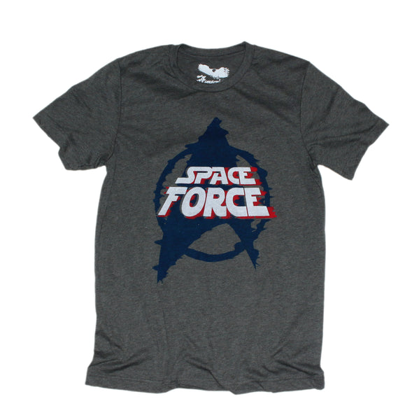 space force t-shirt unisex - NASA Astronaut tee - novelty tee shirt
