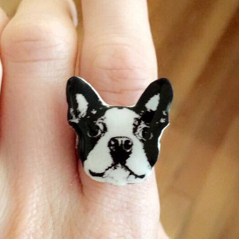 Boston Terrier/Frenchie Ring