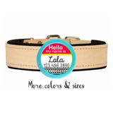 HELLO TWIST TAG- SILENT, ECO-FRIENDLY, RINGLESS ID TAG FOR CATS AND DOGS-Sofa City Sweethearts-Sofa City Sweethearts