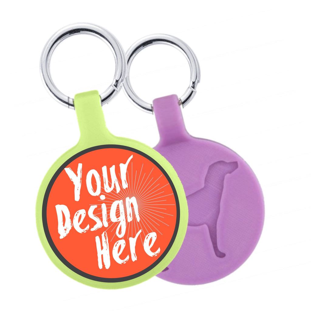 Create Your Own Design Pet ID Tags for Dogs and Cats-Sofa City Sweethearts-Sofa City Sweethearts