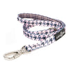 The Blushing Plaid Leash