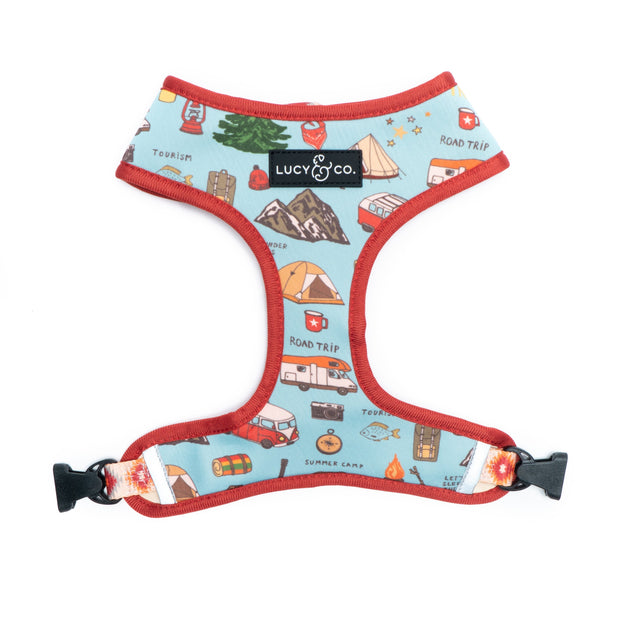 The Road Trippin Reversible Harness 1