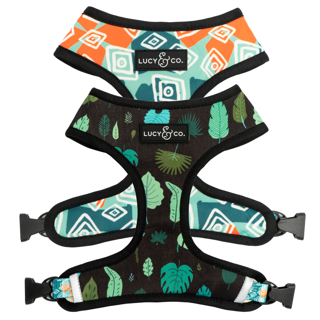 NEW! The Don't Stop Beleafin' Reversible Harness