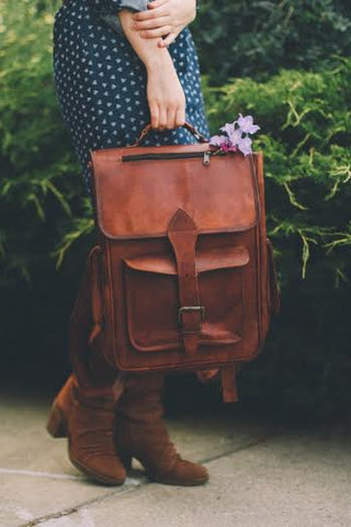 Affordable Leather Laptop Bags