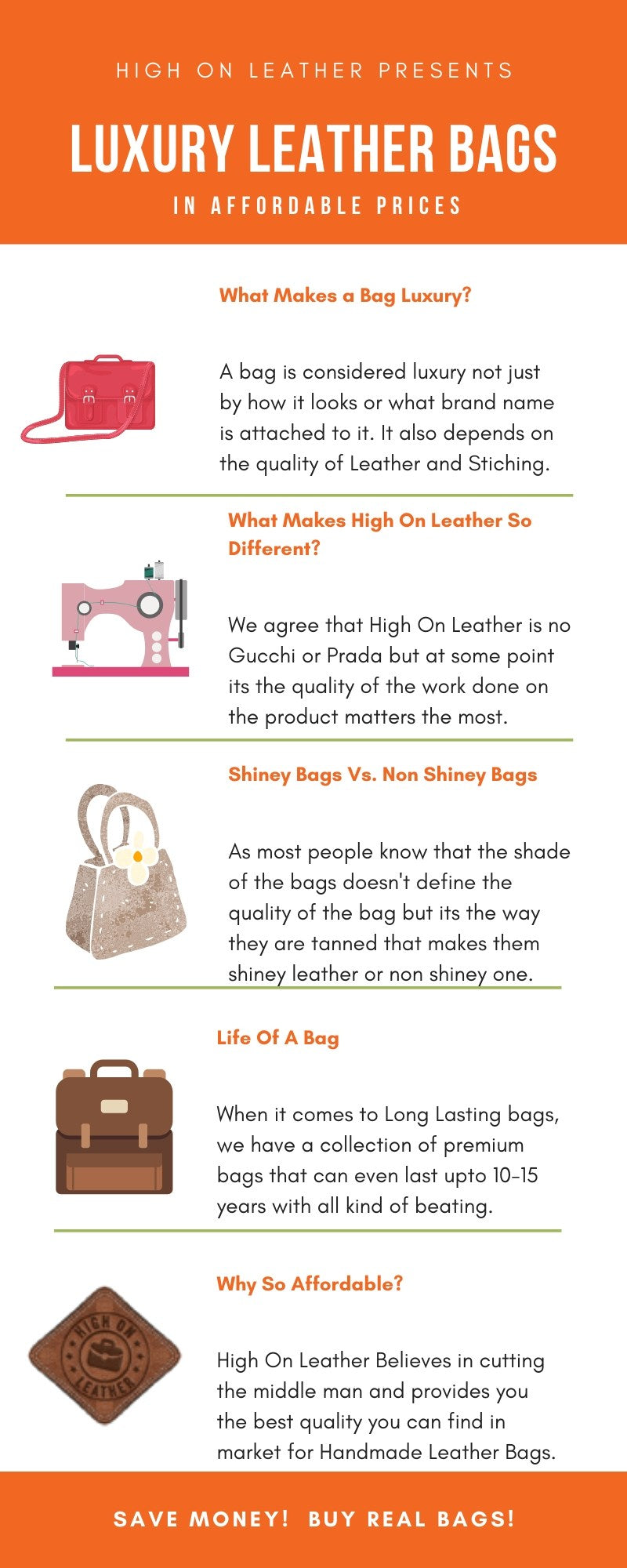 Leather Bags in Cheap Prices