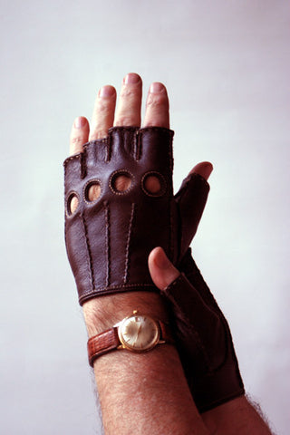 Leather Men's Gloves