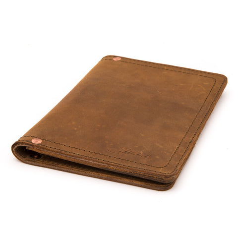 Leather Notepad Case