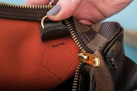 Leather Bags stiching