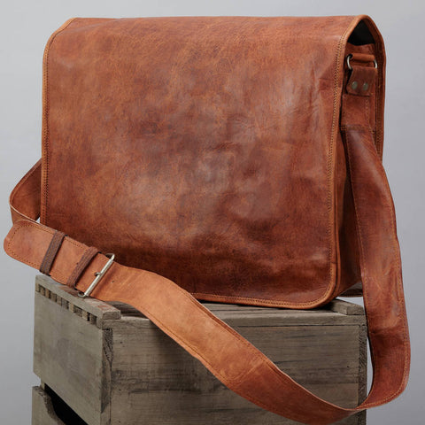 Cheap Leather Laptop Bags