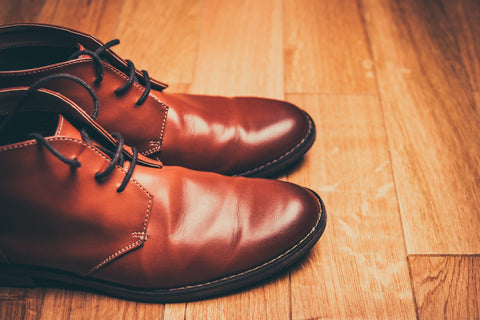 Buffalo Leather Boots