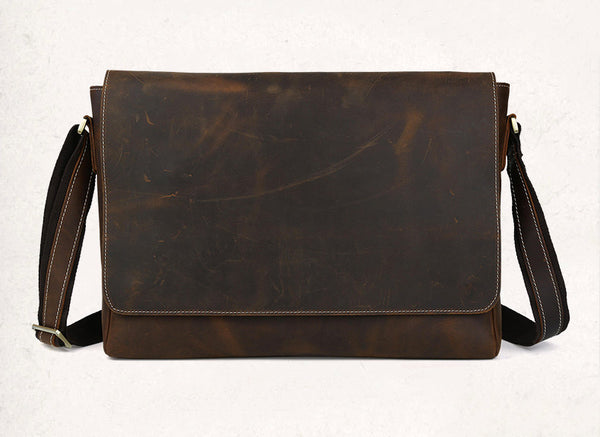 Best Messenger Bag In Usa High On Leather
