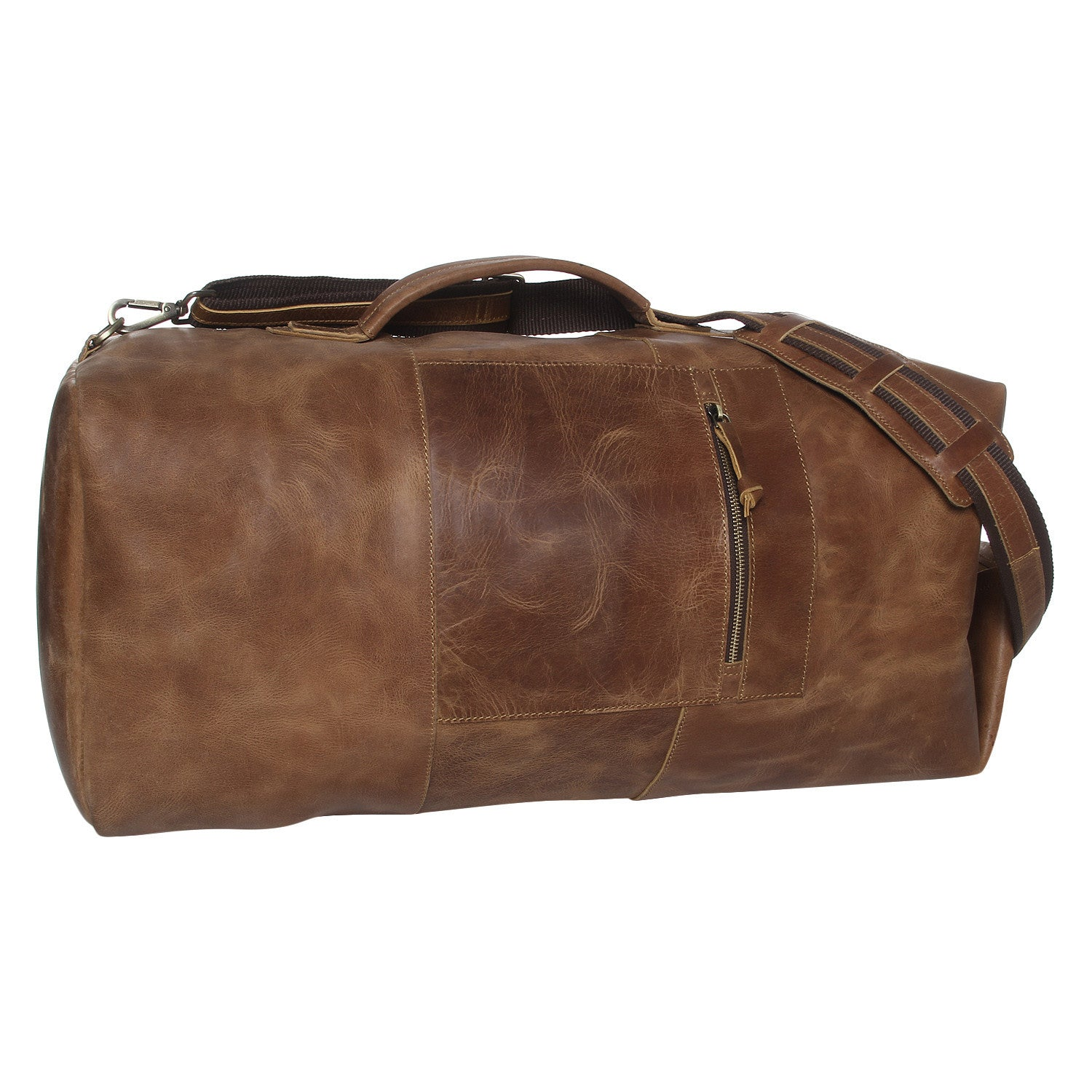 2df77fca8d0f ... Leather Duffel for Army Men  Bags for military Men  Gifts for military  men ...