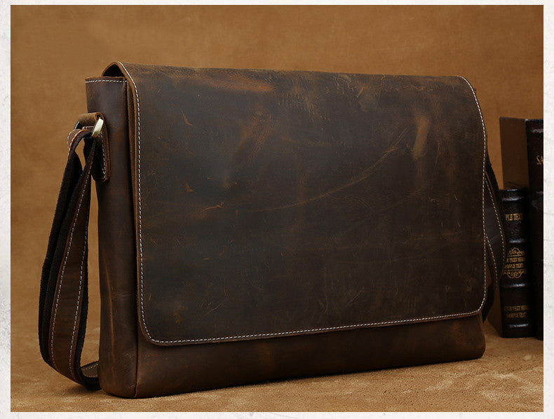 7f519aeece3f ... laptop messenger bags for men  Leather ...