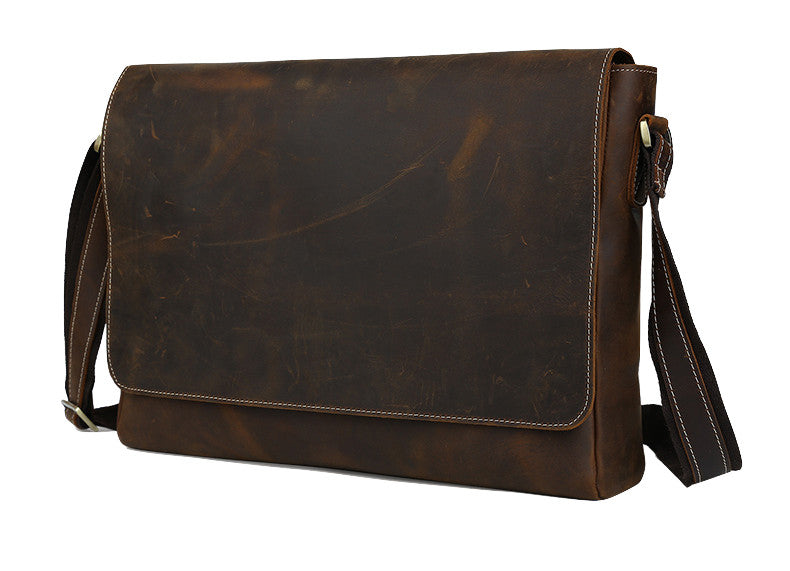 Best Leather Messenger