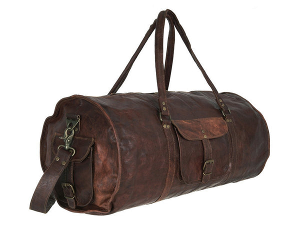 Indiana Jones Style Bags High On Leather