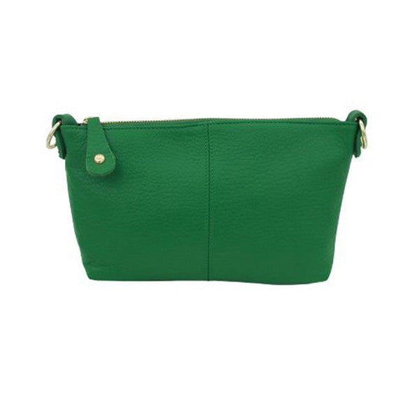 62cd6a76024 Green Leather Purses  Green Leather womens bags ...