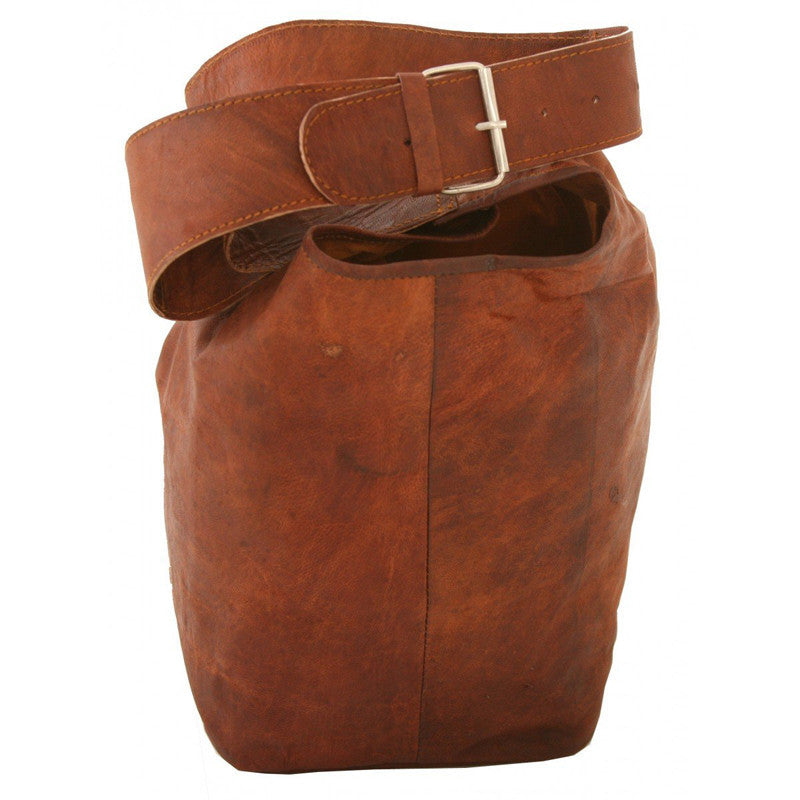 Women's leather hobo bags
