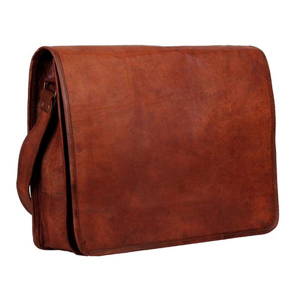 Retro Leather Laptop Bags d0343434baf1f