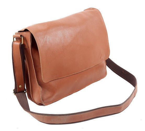 Leather Messenger Bag For Men Online High On Leather
