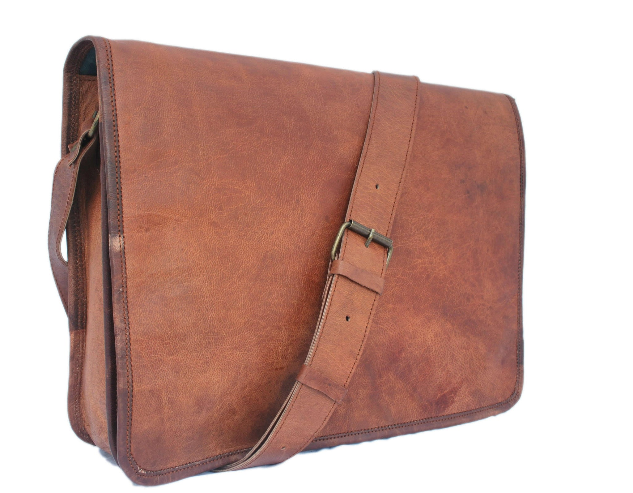 Leather bags for mens · Leather vintage messenger bag ... 225da1438bfa3