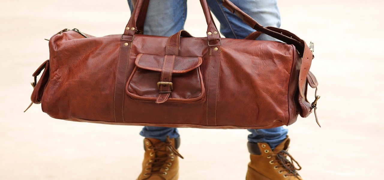 Vintage Leather Backpacks