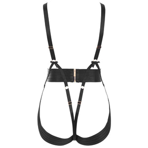 Bordelle Asobi full body harness - back