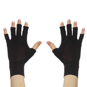 DSTM Sever finger-less gloves
