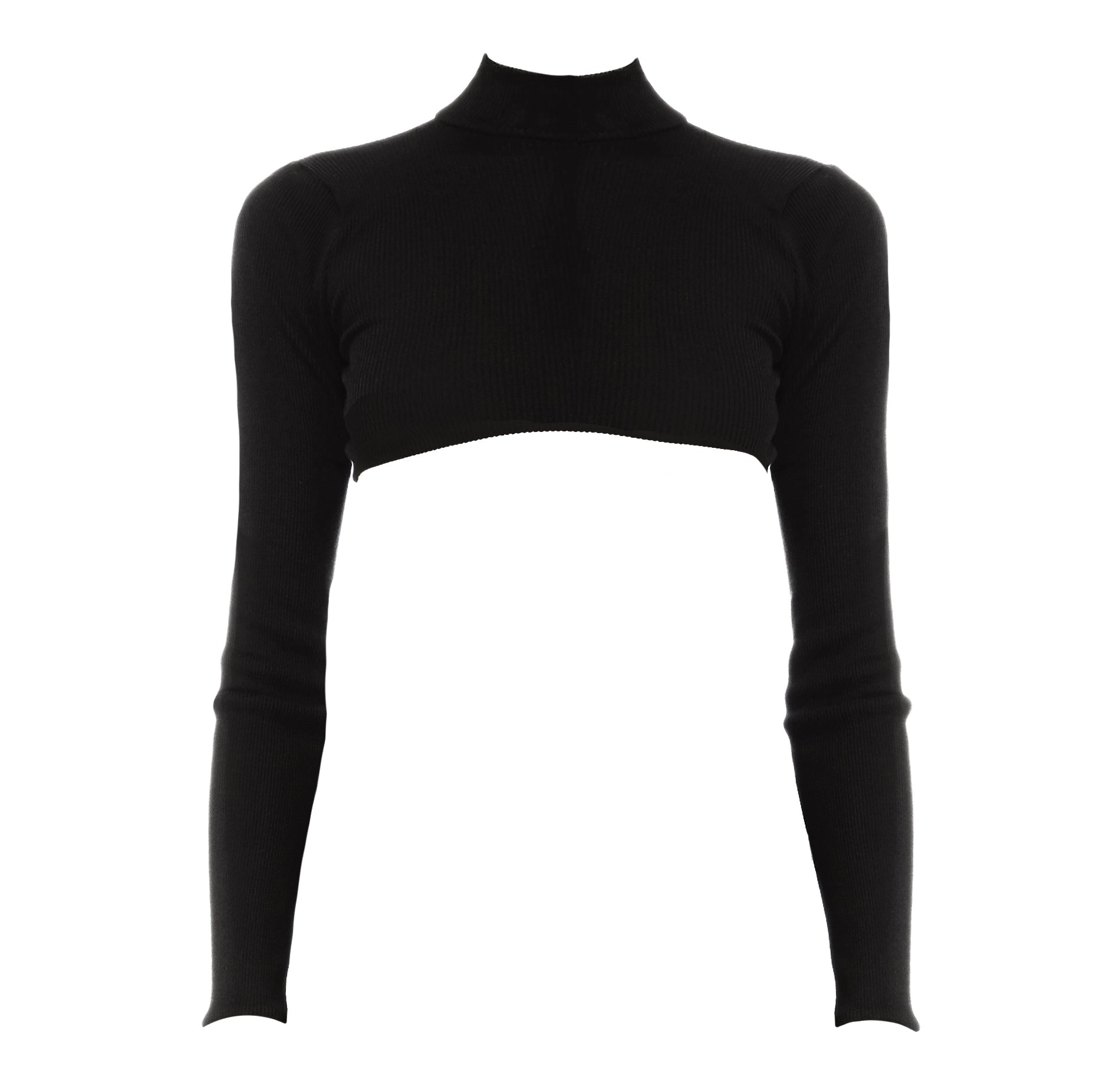 DSTM Chiron long-sleeve crop