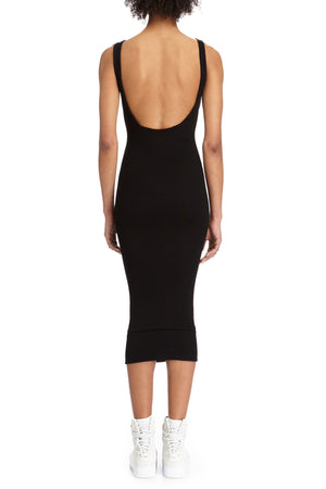 DSTM Chiron tank dress - back