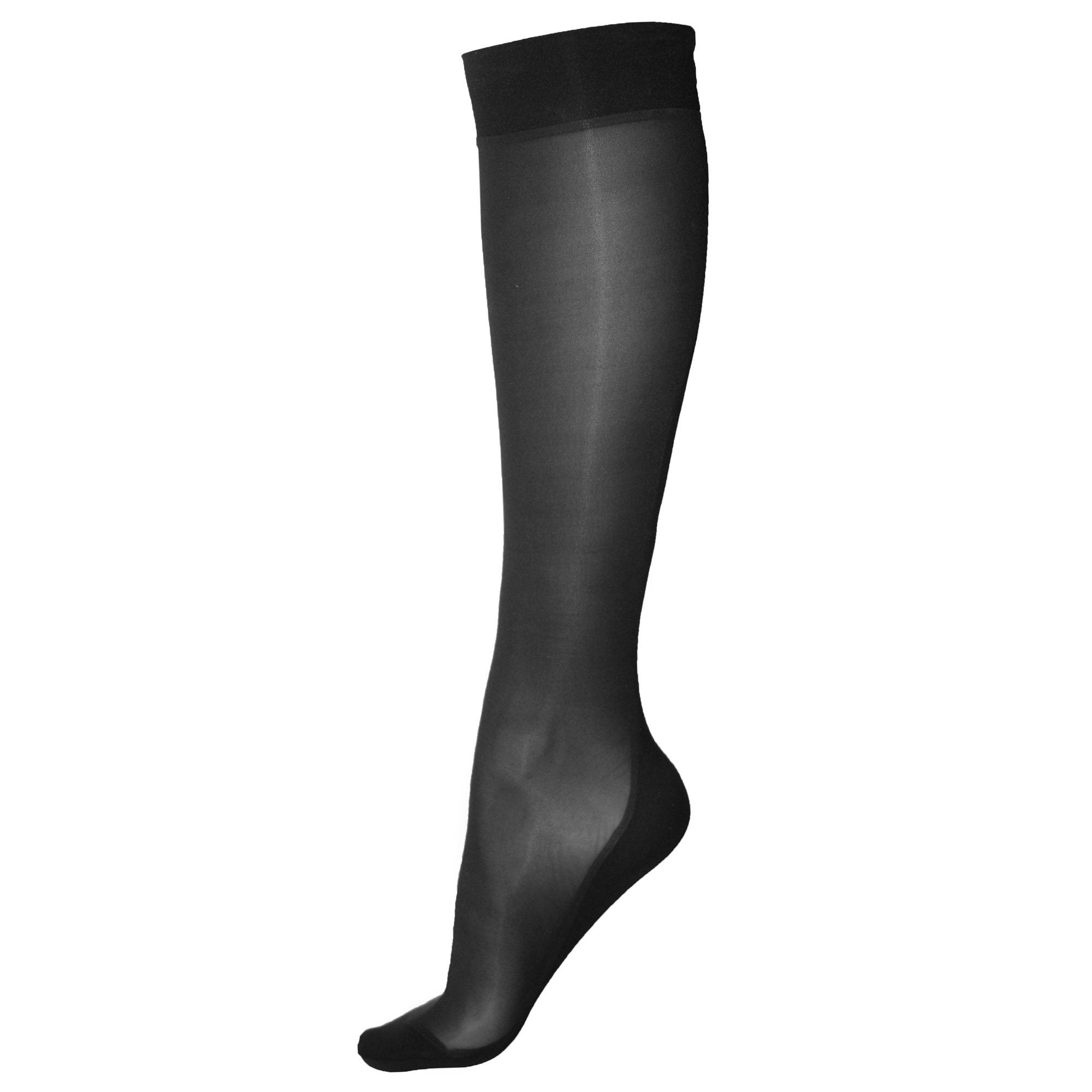 DSTM Shaped knee socks