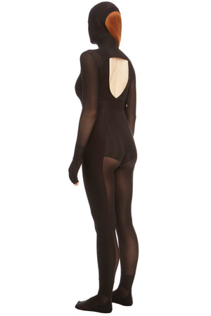 DSTM Sever catsuit - side back