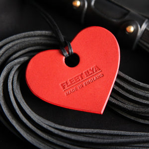 Fleet Ilya Leather flogger - detail