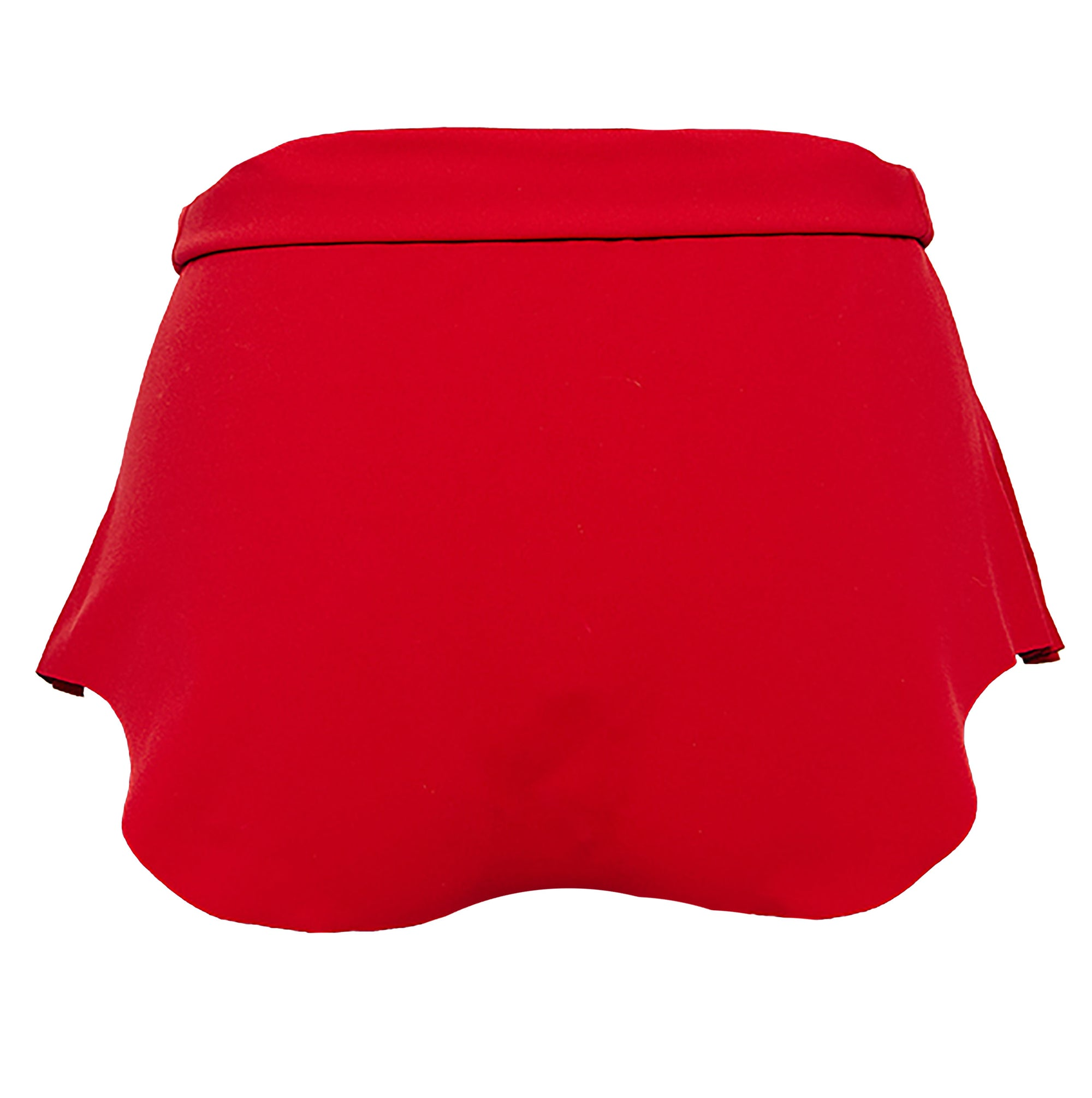 Ruban Noir Tu me rend fou brief in red
