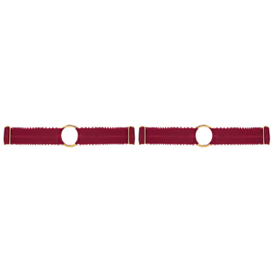 Gaia Garter accessory by Tisja Damen - Bordeaux