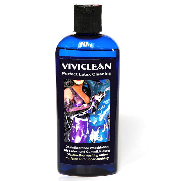 Viviclean latex cleansing solution by Vivishine