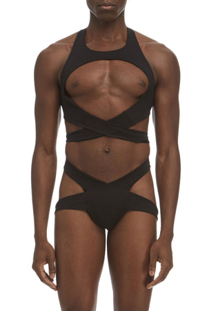 DSTM Maya mens harness and Maya brief