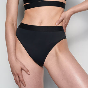 la fille d'O Adore high waist bikini/brief