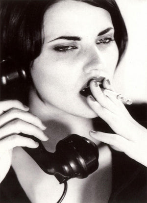Image from 'Revenge' by Ellen Von Unwerth