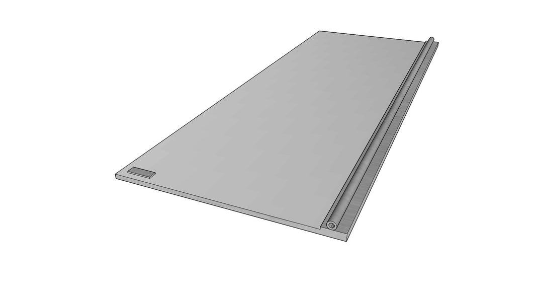 SP.ICE.012 - Mirror Door for 1061 / 1062 (Left Hand)