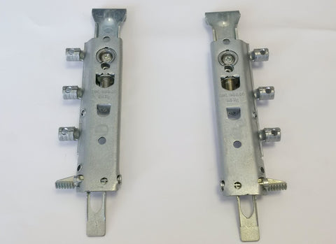 2001304 - Wall mounting brackets Pack B (Mechanism)