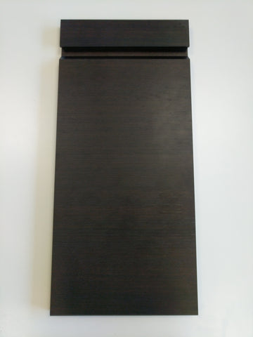 SP.MT.004 - Matteo 50 x 25cm cabinet - Wenge Left Door