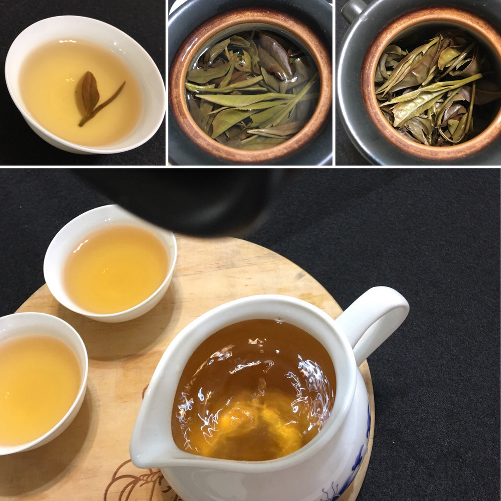 4 Notes of Tea Drinking