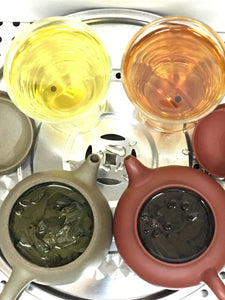 Tea Oxidization (Oolong Teas)