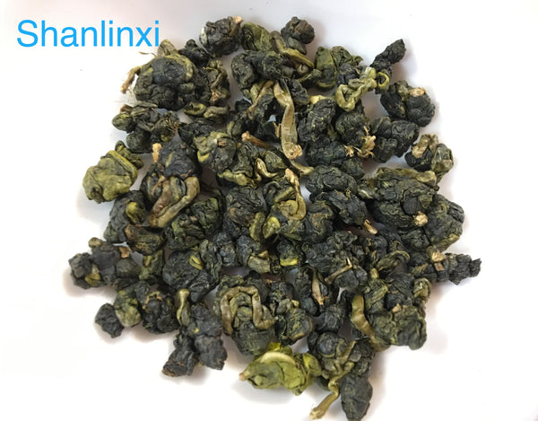 Spring 2018 Shanlinxi Taiwan Sun-Link-Sea High Mt. Oolong Tea Loose Leaves